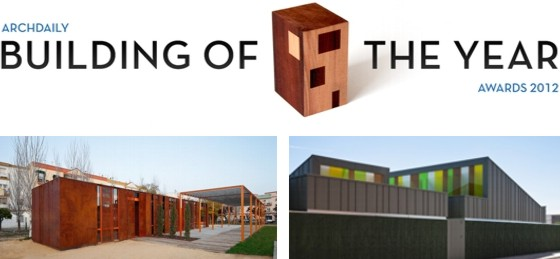 abau en Archdaily Building of the Year 2012